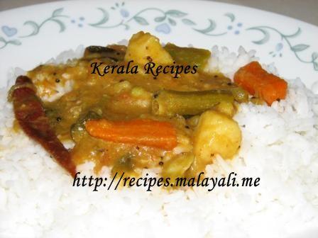 Kerala Sambar
