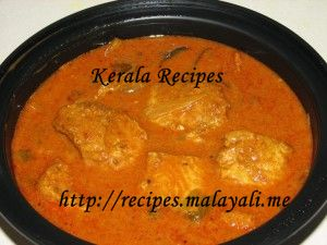 Fish Curry Recipe on Fish Curry With Kudampuli   Kerala Recipes