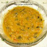 Kerala Mushroom Curry