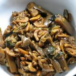 Brinjal Dried Shrimp Mezhkkupuratti
