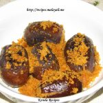 Brinjal Sutffed with Coconut and Dalia