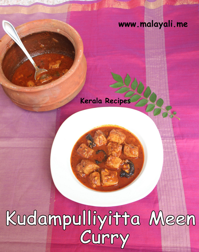 Kudampulliyitta Meen Curry