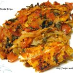 Baked Tilapia with Indian Spices
