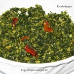 Cheera Thoran - Sauteed Spinach