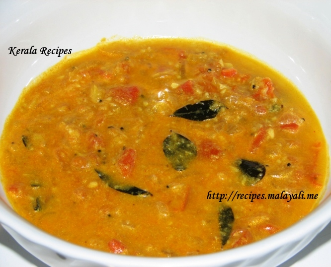 Kerala Thakkali Curry