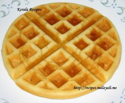 Easy Waffles « Kerala Recipes