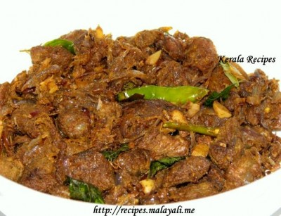 Spicy Beef Fry