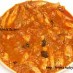 Anchovy (Netholi) Fish Curry