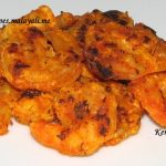Pan Fried Masala Shrimps
