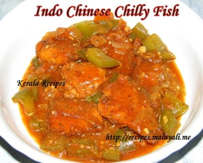 Indian Chilli Fish