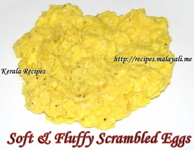 soft creamy fluffy scrambled eggs the simplest creamy scrambled eggs