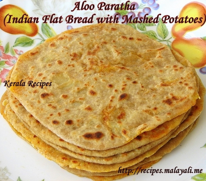 aloo paratha mashed potato stuffed indian flat breads these aloo