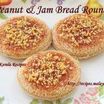 Peanut & Jam Bread Bites