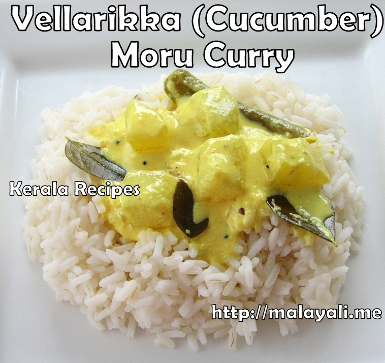 Vellarikka Moru Curry