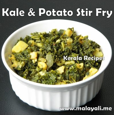Kale & Potato Sit Fry