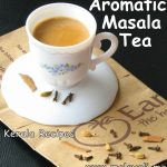 Aromatic Masala Tea