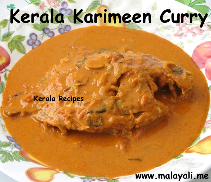 Kerala Karimeen Curry